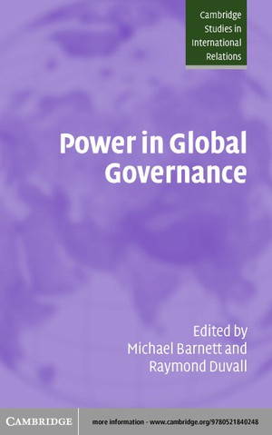 Power in Global Governance (Cover