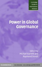 Power in Global Governance