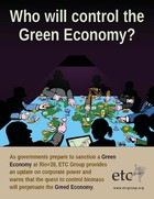 Who Will Control the Green Economy?