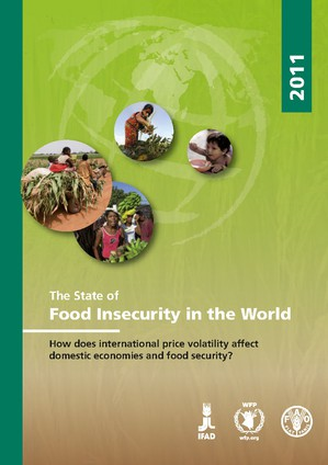 The State of Food Insecurity in the World, 2011 (Cover