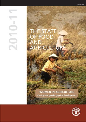 The State of Food and Agriculture 2010-2011 (Cover